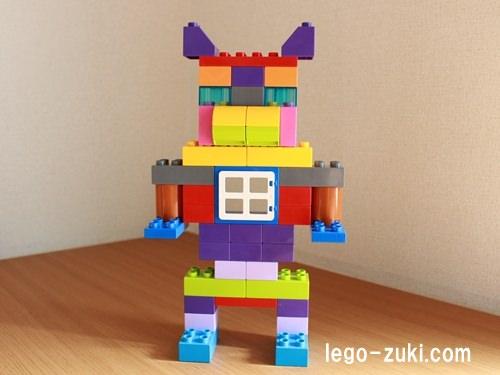 レゴデュプロ・ロボット25
