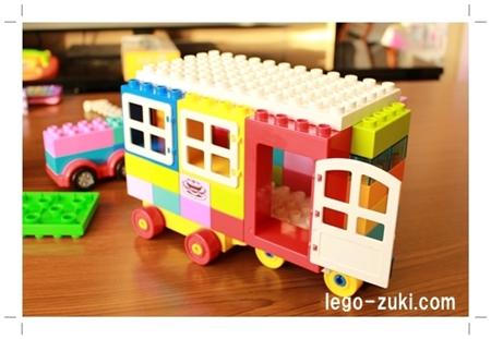 レゴデュプロ・バス