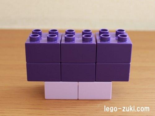 レゴデュプロ・ロボット21
