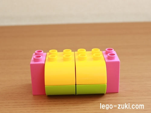 レゴデュプロ・ロボット7
