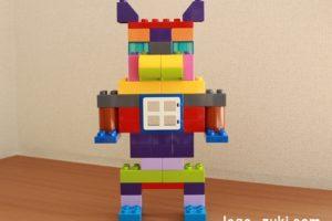 レゴデュプロ・ロボット1