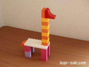 レゴデュプロ・きりん1