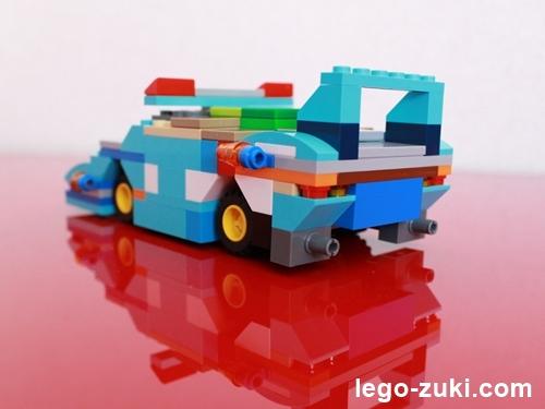 レゴ10698パトロールカー3