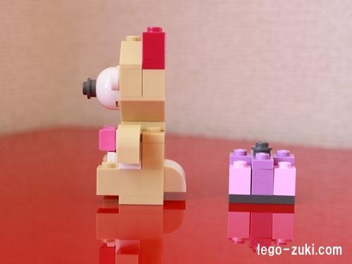 レゴクラシックテディベア2