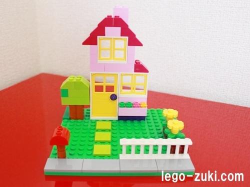 レゴクラシックお庭とお家3