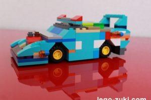 レゴ10698パトロールカー1