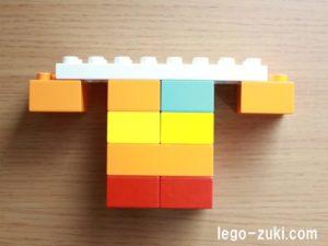 レゴデュプロ鳥型ロボット6