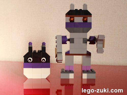 レゴ クラシック 10698 船