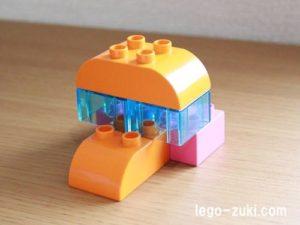 レゴデュプロ鳥型ロボット4