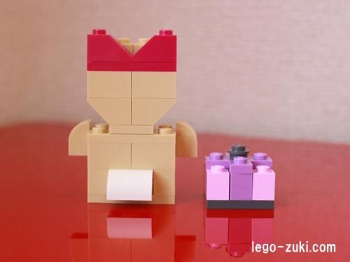 レゴクラシックテディベア3