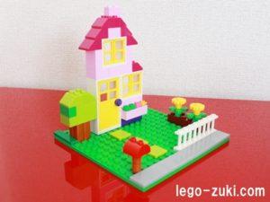 レゴクラシックお庭とお家2