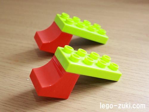 レゴデュプロ鳥型ロボット7