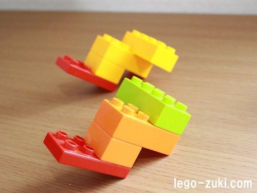 レゴデュプロ鳥型ロボット10
