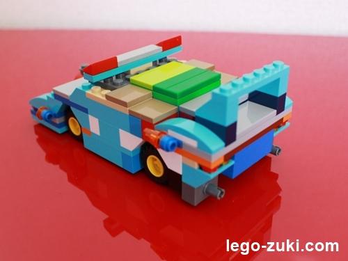 レゴ10698パトロールカー4