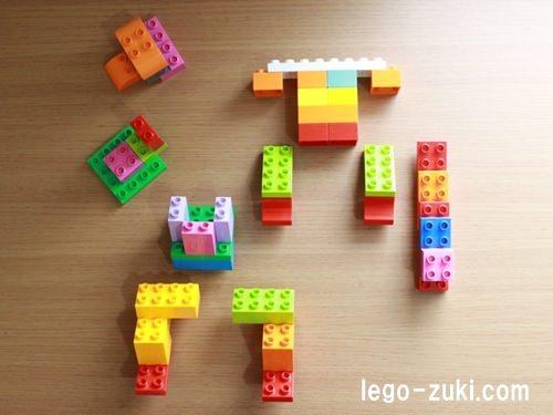 レゴデュプロ鳥型ロボット3