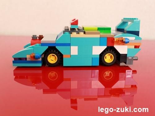 レゴ10698パトロールカー2