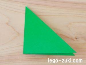 折り紙クローバー11