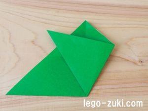折り紙クローバー16