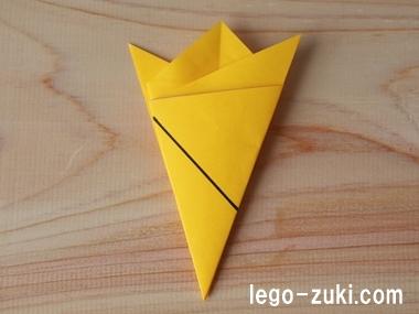 折り紙星13