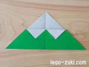 折り紙クローバー13