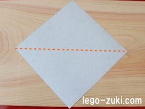 折り紙クローバー9-1