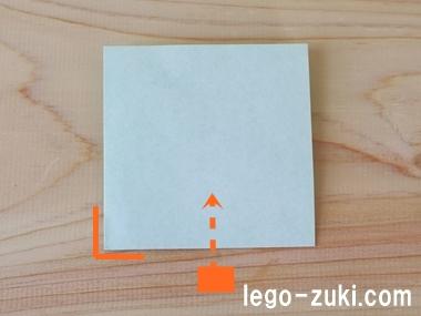 折り紙クローバー4-1