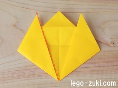 折り紙星9