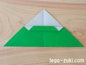 折り紙クローバー14