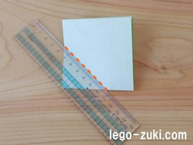 折り紙クローバー5