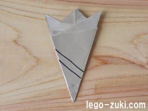 折り紙星16
