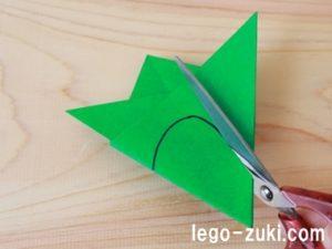 折り紙クローバー19