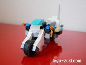 レゴクラシック白バイ1-2