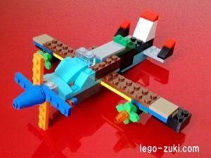 レゴクラシック飛行機2