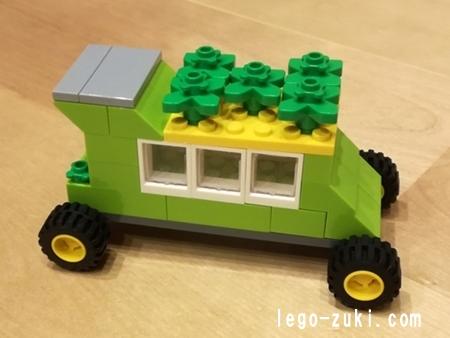 レゴクラシック車2-1