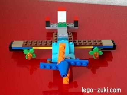 レゴクラシック飛行機3