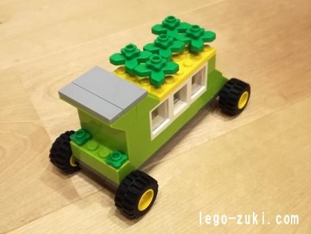 レゴクラシック車2-2