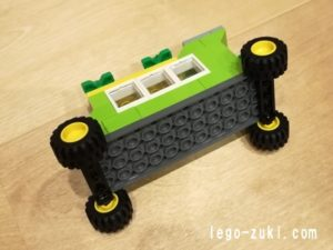 レゴクラシック車2-3