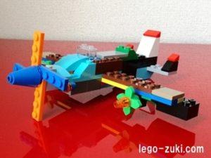 レゴクラシック飛行機1