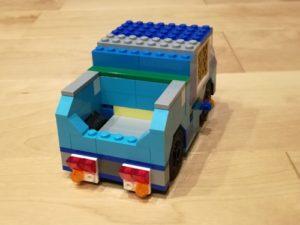 レゴクラシック・トラック3-1