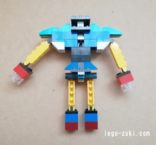 レゴクラシック・ロボット2