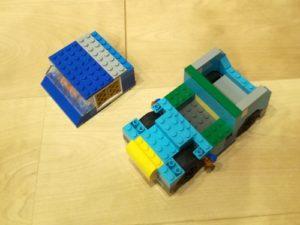 レゴクラシック・トラック5