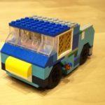 レゴクラシック・トラック1