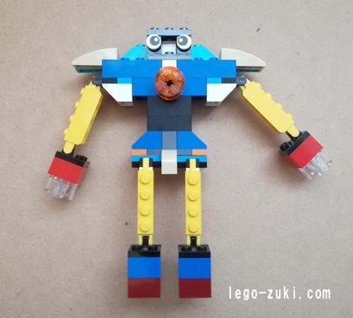 レゴクラシック・ロボット1