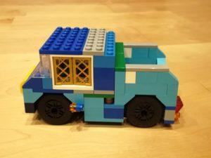 レゴクラシック・トラック2