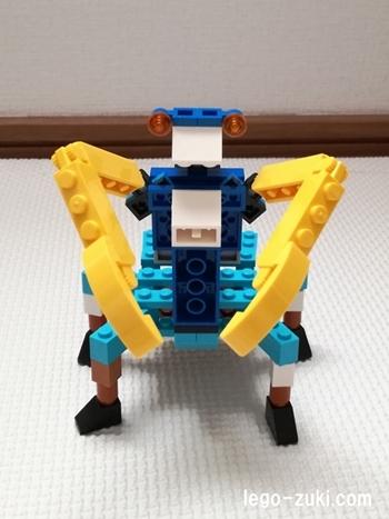 レゴ・カマキリ10
