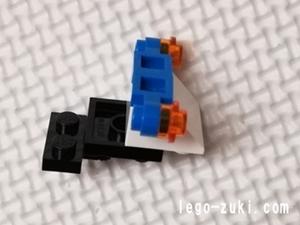 レゴ・カマキリ作品1
