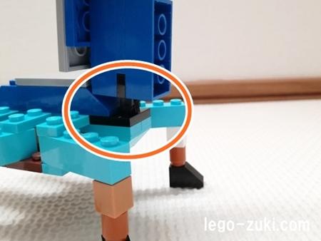 レゴ・カマキリ7