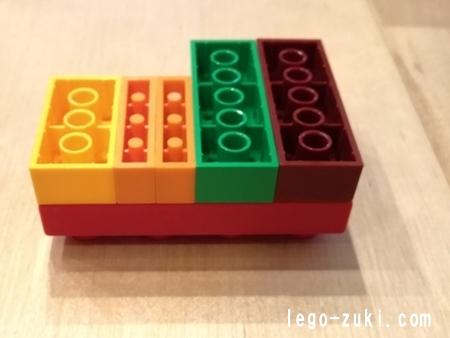 レゴデュプロとレゴブロックの互換性3