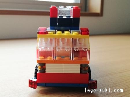 レゴはしご車2