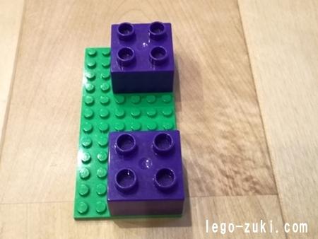レゴデュプロとレゴブロックの互換性6